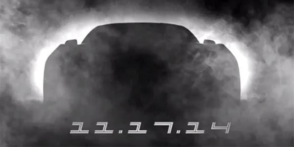 Un teaser de plus pour la Ford Mustang GT350
