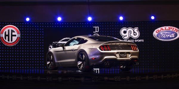 Mustang Rocket par Galpin et Fisker