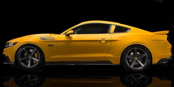 Mustang Saleen 302 Black Label