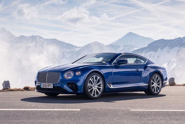 Net recul des ventes pour Bentley