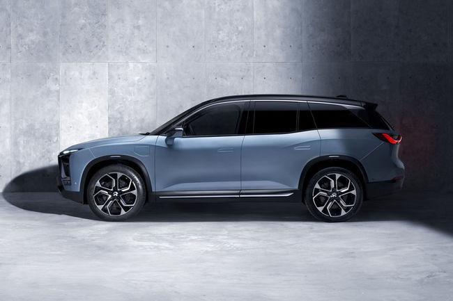 NIO ES8 : le SUV chinois 100 % électrique