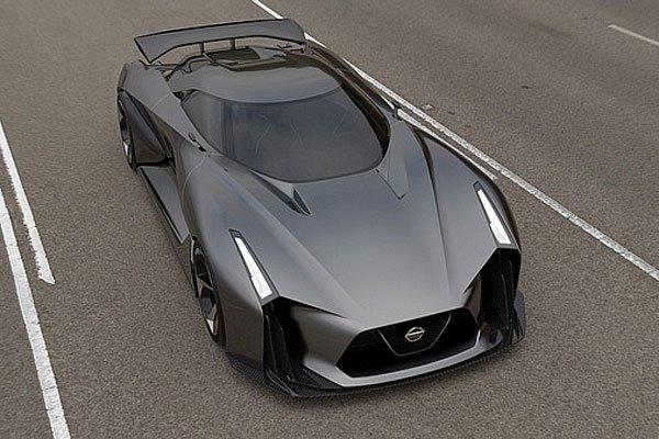 concept nissan 2020 vision gran turismo actualit automobile motorlegend. Black Bedroom Furniture Sets. Home Design Ideas