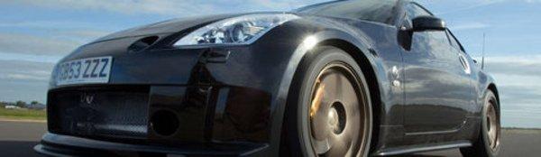 Une Nissan 350Z très spéciale à Goodwood