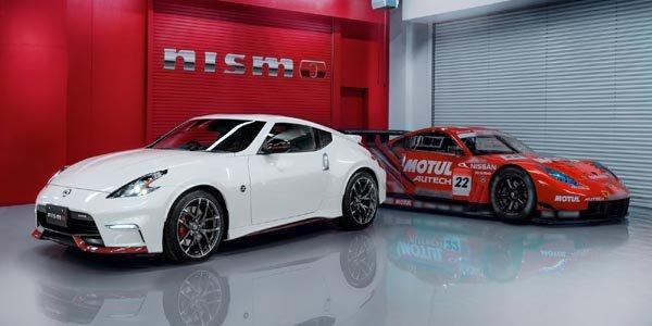 La Nissan 370Z Nismo fait peau neuve