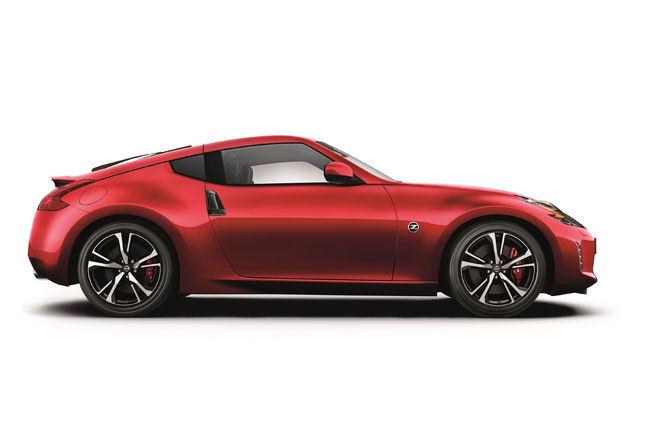 Des mises à jour pour la Nissan 370Z
