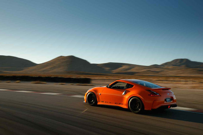 SEMA : Nissan Motorsports Project Clubsport 23