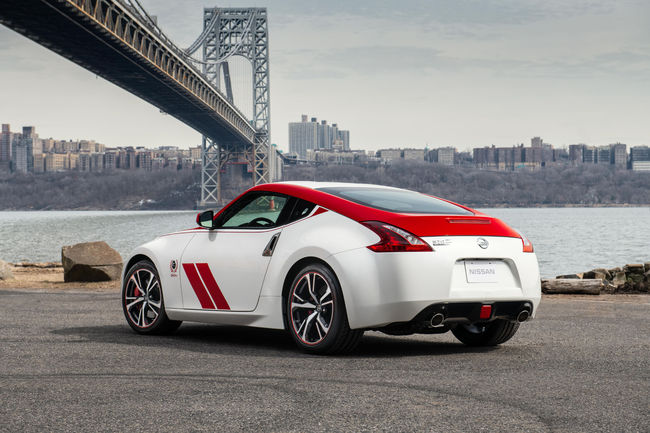 New York : Nissan 370Z 50th Anniversary Edition