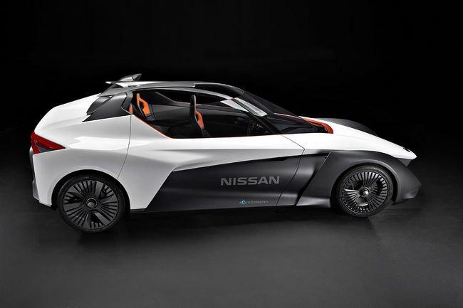 Le concept Nissan BladeGlider devient réalité