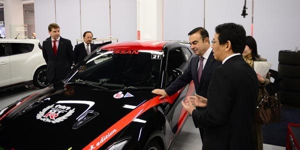 Le Mans : Nissan de retour en 2014