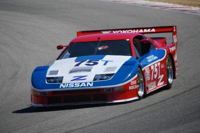 Nissan et Datsun célébrés à Monterey