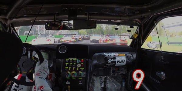 Vidéo : l'incroyable remontée d'Alex Buncombe à Monza en Blancpain Endurance Series