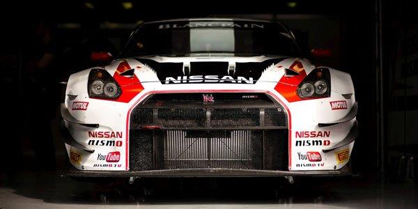 Nissan revient aux 24 Heures du Nürburgring avec trois GT-R GT3
