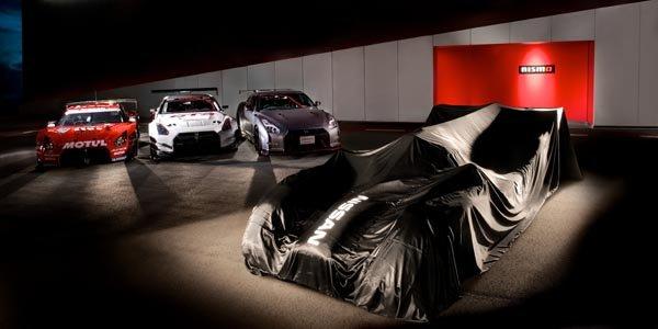 Le Mans : Nissan en LMP1 dès 2015 avec une GT-R LM Nismo