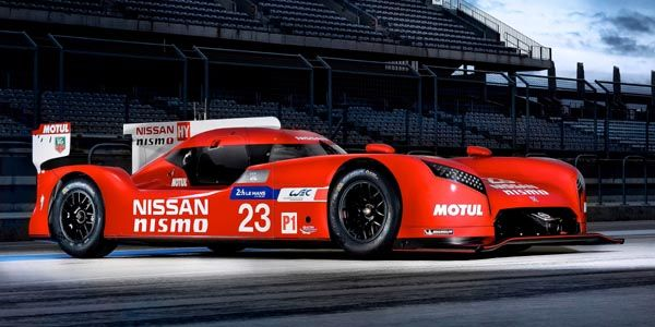 Un site interactif pour la Nissan GT-R LM Nismo