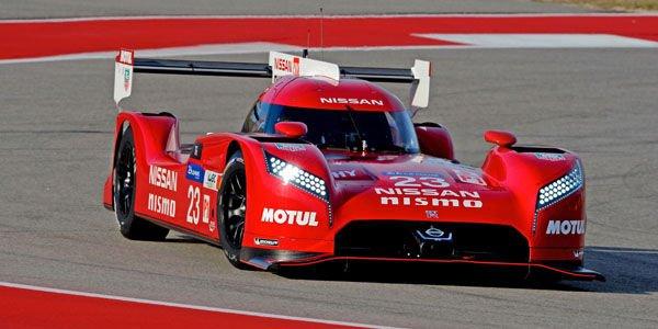 Le Mans : Max Chilton rejoint Nissan