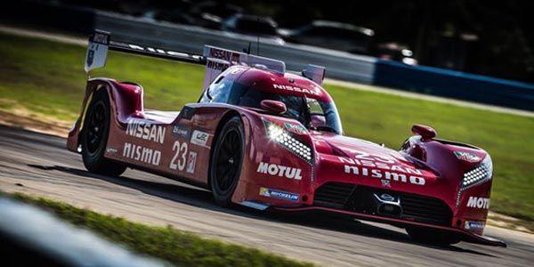 WEC : essais écourtés pour Nissan à Sebring