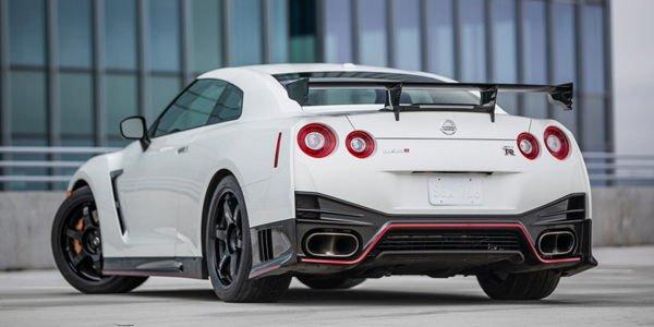 La future Nissan GT-R équipée du V6 LMP1 ?