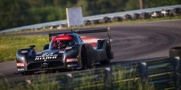 Nissan GT-R LM Nismo : le moteur en détails