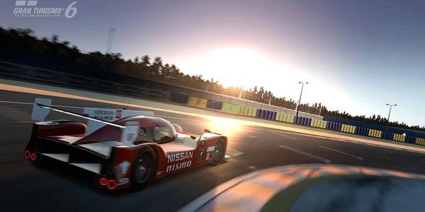 La Nissan GT-R LM Nismo arrive dans GT6
