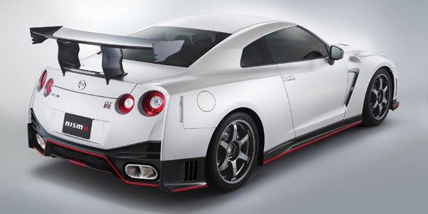 La Nissan GT-R N-Attack au SEMA Show