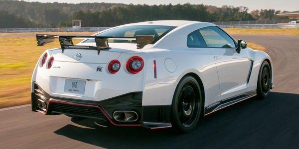 Vers une future Nissan GT-R autonome ?