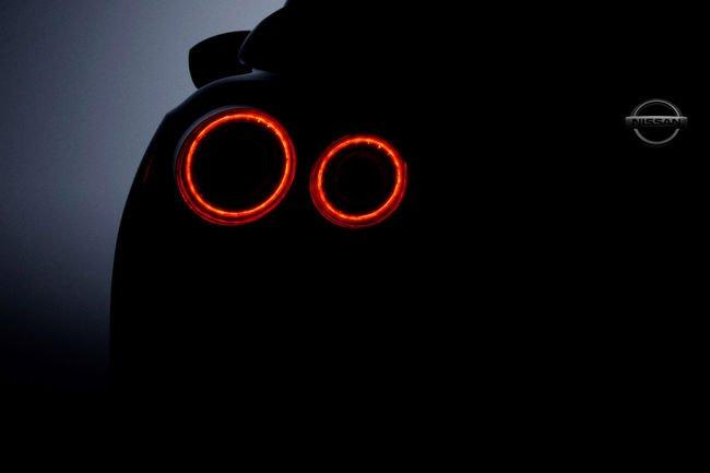 Une mystérieuse Nissan GT-R attendue à New York