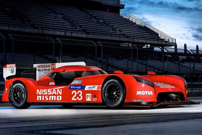 La Nissan GT-R LM entre au Musée des 24H