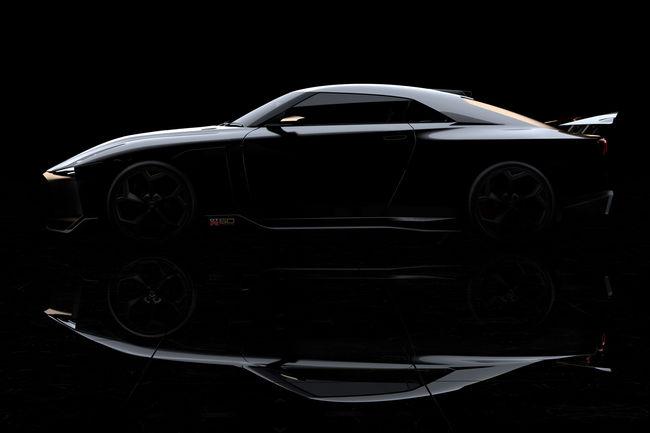 Prototype Nissan GT-R50 par Italdesign