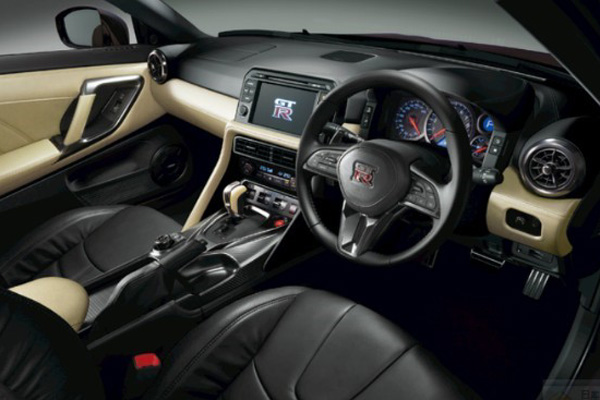 Une nouvelle édition limitée pour la Nissan GT-R