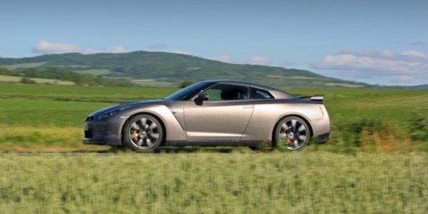 Nissan GT-R 100% électrique