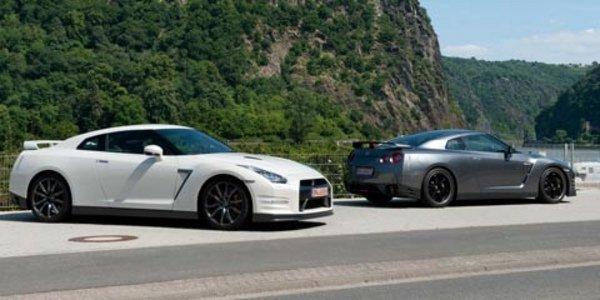 Nissan dévoile les tarifs de la GT-R