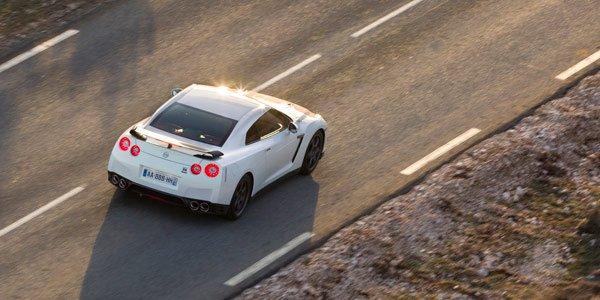 Nissan GT-R Egoist, enfin 6 chiffres...