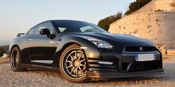 La Nissan GT-R par Monstaka : 1 250 ch !