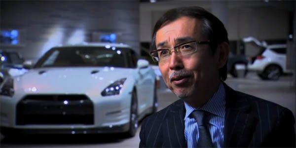 Une émission consacrée à la Nissan GT-R
