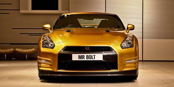Nissan GT-R Usain Bolt : 147 736 euros