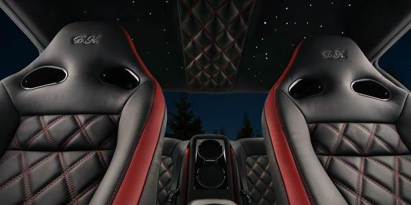 Nissan GT-R : la tête dans les étoiles