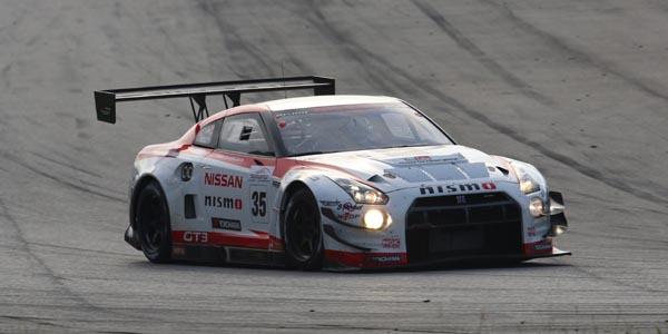 La Nissan GT-R de retour à Bathurst