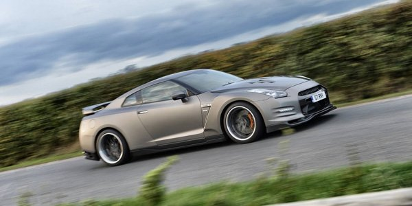 Litchfield offre 900 ch à la Nissan GT-R
