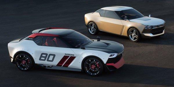 Nouvelle rumeur autour du concept Nissan IDx