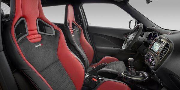 Le Nissan Juke Nismo se dote d'une version RS