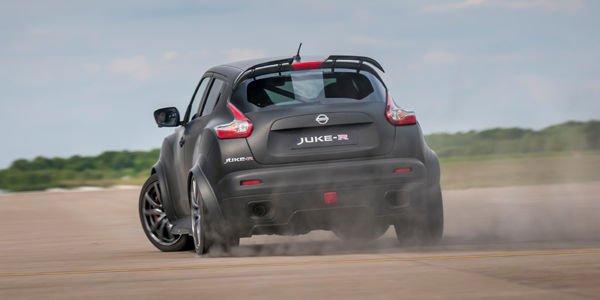 Nissan Juke-R 2.0 : encore plus musclé