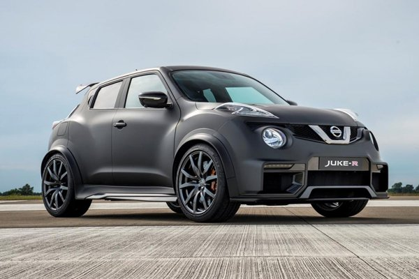 le nissan juke r 2 0 en production limit e actualit automobile motorlegend. Black Bedroom Furniture Sets. Home Design Ideas