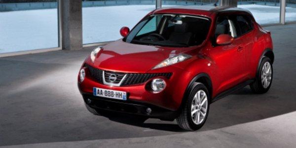 Nissan dévoile les tarifs du Juke