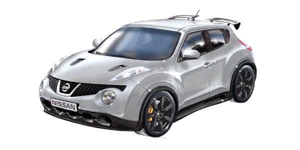 Nissan prépare un étrange Super Juke