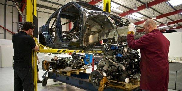 Le Nissan Juke-R désormais officiel