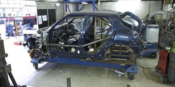 Nissan Juke-R, la genèse en vidéos