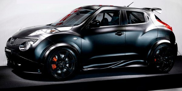 Nissan Juke-R, première apparition