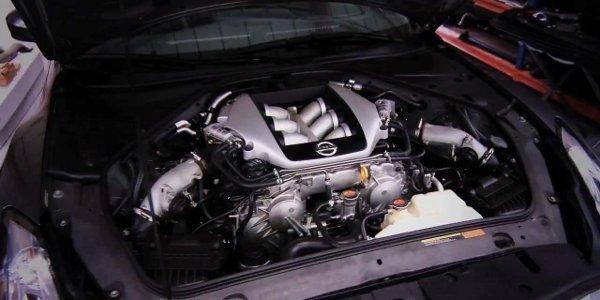 Le coeur du Nissan Juke-R en vidéo