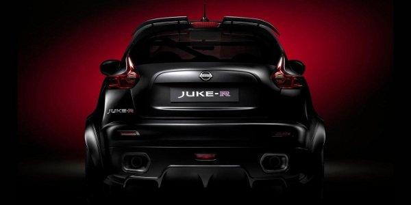 Nissan Juke-R, le petit rebelle en vidéos