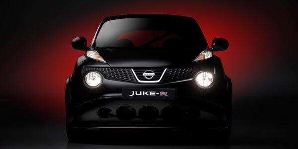 Nissan Juke-R, toutes les infos
